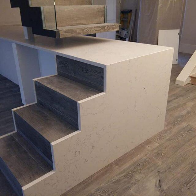 Commercial Quartz Products stairs