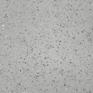 Griggio Sparkle Light Quartz Worktop Sample