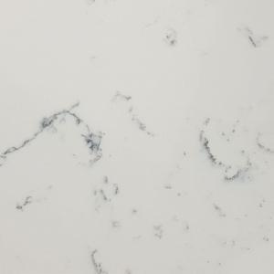 New Carrara Quartz Worktop Sample