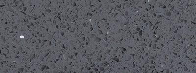 Grey Sparkle Quartz Kitchen Worktops Thumb