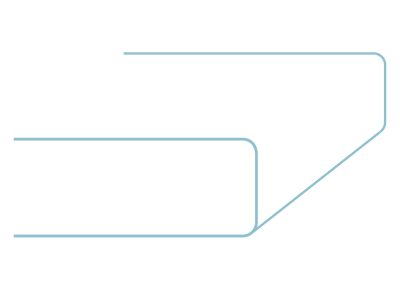 Quartz Pencil Edge Profile