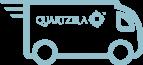 Quartz Worktops The Process Quartzara Quartz Van Icon